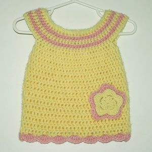 Adorable Easter Baby Dress 3-6 mo